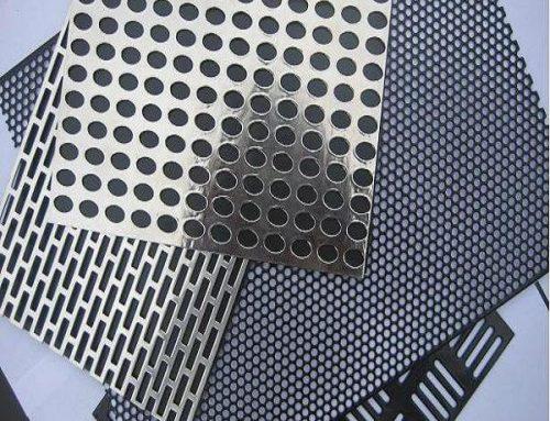 2012 new perforated metal machine
