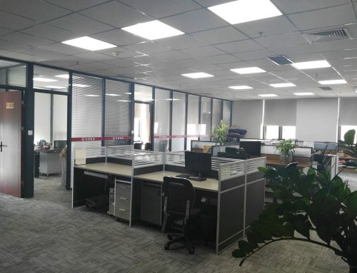2017 move to new Shijiazhuang office